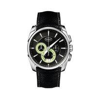 Parmigiani Tonda Steel Black Super-Luminova Watch PFC2740001401HE1442