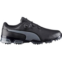 Puma Golf Shoes - TitanTour Ignite Disc - Black 2017