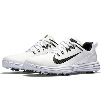 Nike Golf Shoes - Lunar Command 2 - White - Black 2018