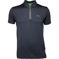 Hugo Boss Golf Shirt - Pavotech - Black SP17