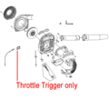 Click to view product details and reviews for Mitox Blower Throttle Trigger Mieb 260 9.