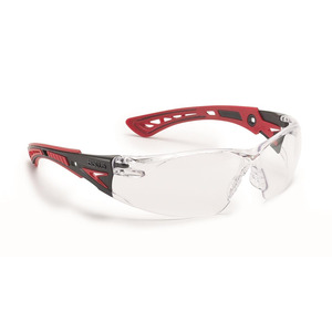 Bolle Rush Clear Safety Glasses