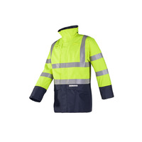 elliston-7219-ast-high-vis-yellow-rain-coat