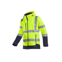 fuller-9933-soft-shell-high-vis-yellow-jacket