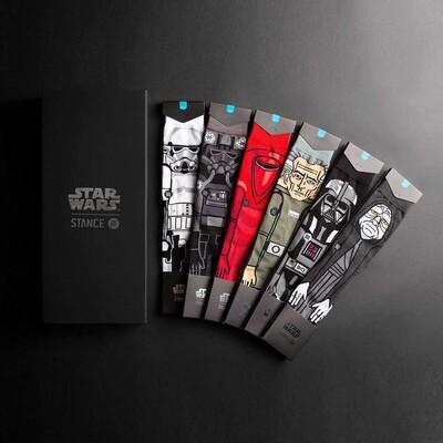 Stance Star Wars Socks Dark Side Six Pack 2017