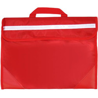 Tiger Sheet Music Carry Bag Case Colour-Red