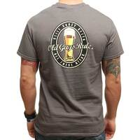Old Guys Rule Tee - Still Crazy, Charcoal, S