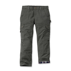 Carhartt Flannel Lined Ripstop Cargo Trousers