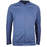 Nike Golf Jacket - NK Aerolayer Zip - Thunder Blue SS18