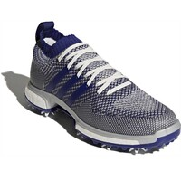 Adidas Golf Shoes - Tour360 Knit Boost - Grey - Real Purple 2018