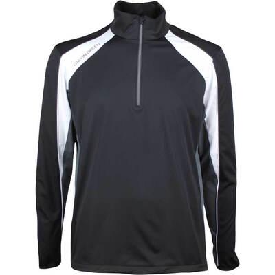 Galvin Green Golf Jacket - LENNOX Interface-1 - Black - Grey 2018