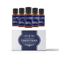 Christmas &pipe; Essential Oil Gift Starter Pack