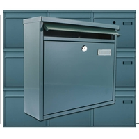 Multiple Ouse Green Mailboxes for Communal Areas