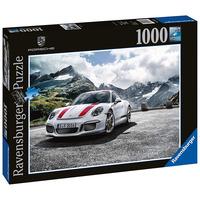 Ravensburger Porsche 911R 1000pc Jigsaw Puzzle