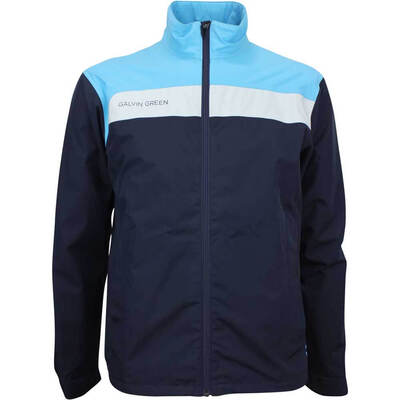 Galvin Green Waterproof Golf Jacket - Austin - Navy AW18