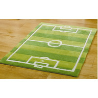 Football Pitch Rug 70 x 100 cm