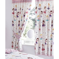 Ballerina Curtains 54s - Ballet Dancers