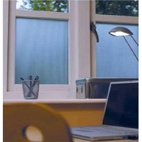 Readyroll Static Cling Window Film - Pin Stripe