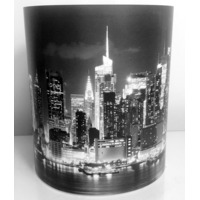 New York / Manhattan Skyline Light Shade