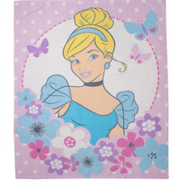 Disney Princess Fleece Blanket - Dreams