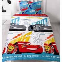 Disney Cars 3, Lightning Single Bedding