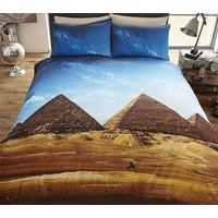 Pyramids King Size Bedding