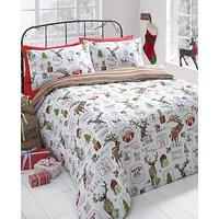 Xmas Time Single Bedding