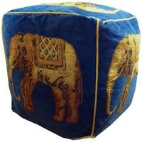 Vintage Elephant Bean Cube