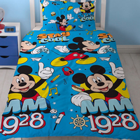 Mickey Mouse Single Bedding - Cool