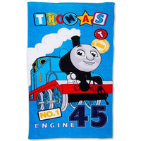 Thomas and Friends, Patch Towel - 100% Cotton
