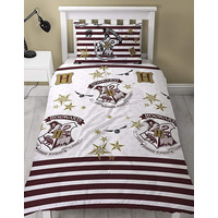 Harry Potter Bedding, Muggles, Single Duvet Cover Set