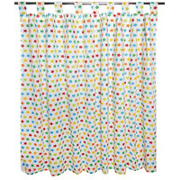 Jungle Friends Tab Top Blackout Curtains 72s