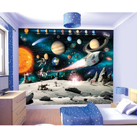 Outerspace Wall Mural