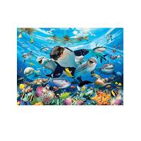 Sea Adventures, Designer Wallpaper Mural