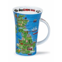 Dunoon Mugs, Iconic Britain, Glencoe Mug