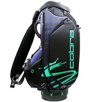 COBRA PUMA Golf Staff Bag - X Collection Vessel - Limited Edition 2019