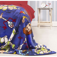 Toy Story 4 Fleece Blanket - Rescue