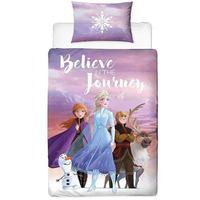 Disney Frozen 2 Journey, Single Bedding Sets