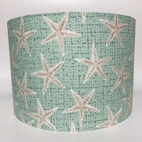 Starfish Large Fabric Light Shade