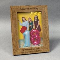 Wooden 8x10 Photo Frame