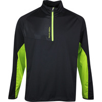 Galvin Green Golf Jacket - Lincoln Interface-1 - Black - Lime SS20