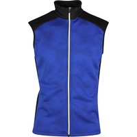 Galvin Green Golf Vest - Diaz Insula - Surf Blue SS20