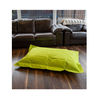 Large Green, Outdoor Bean Bag Lounger