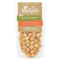 Joe & Seph's - Vegan Toffee Apple and Cinnamon Popcorn (80g)