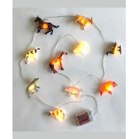 Farm Animal String Lights