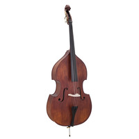 Virtuoso Pro 3/4 Double Bass with Solid Spruce Top