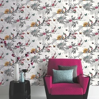 Arthouse Mystical Forest Glitter Wallpaper