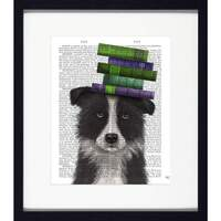 Camelot Pictures &pipe; Novel Dogs X - Framed Print