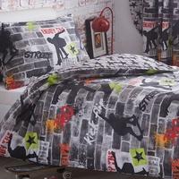 Tricks, Skateboard and Graffiti Duvet Cover Sets