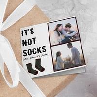 Christmas Socks Gift Tags - Pack of 8